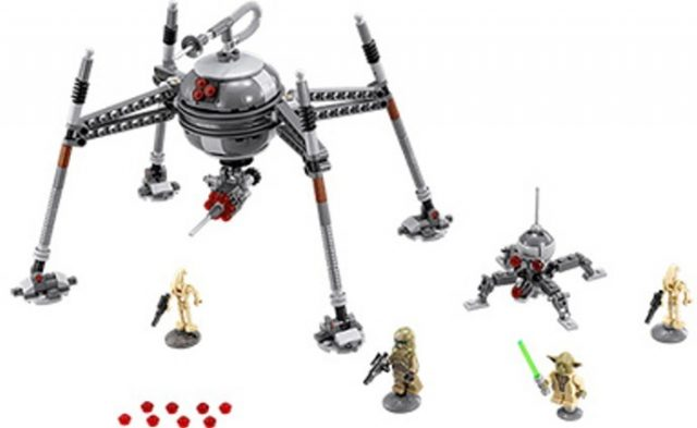5142 Homing Spider Droid