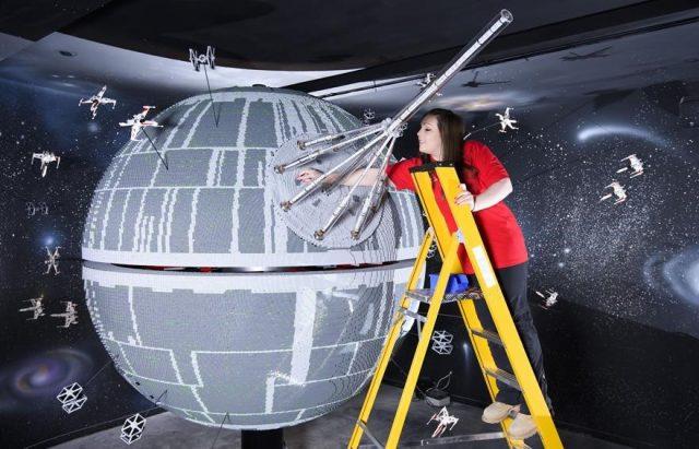 6 one of the worlds biggest ever lego star wars models installed at the legoland windsor resort 539