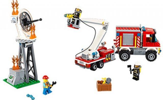 60111 Fire Utility Truck