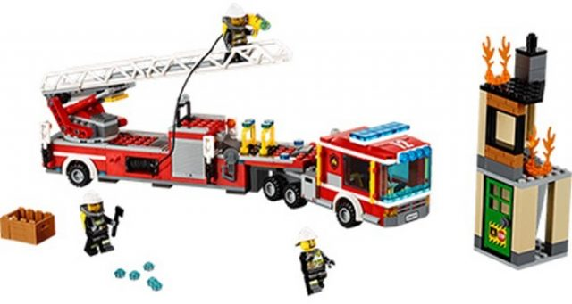 60112 Fire Engine