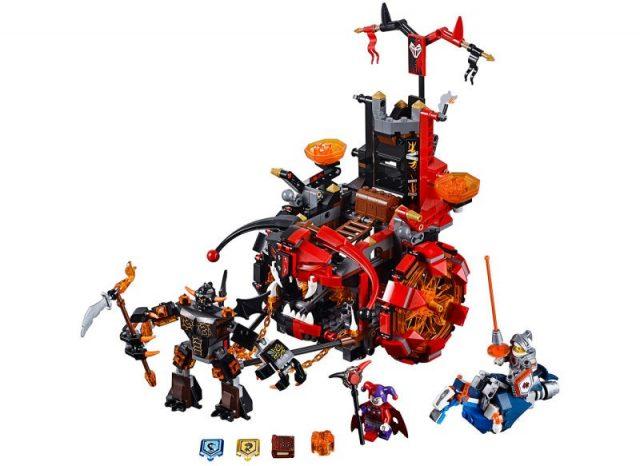 70316 Jestro s Evil Mobile