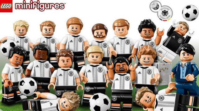 71014 lego dfb german football team minifigure banner 676