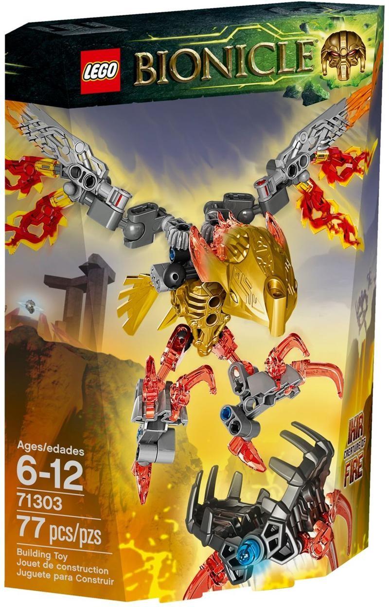 71307 LEGO Bionicle NEW Gali uniter of water