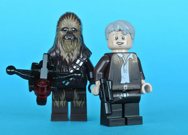 75105 Millennium Falcon Han Solo Chewbacca