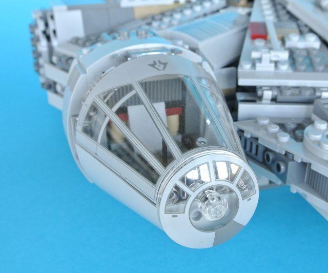 75105 Millennium Falcon modello 14