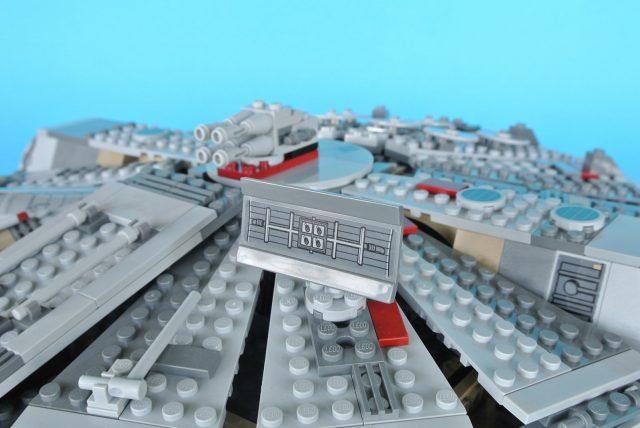 75105 Millennium Falcon modello