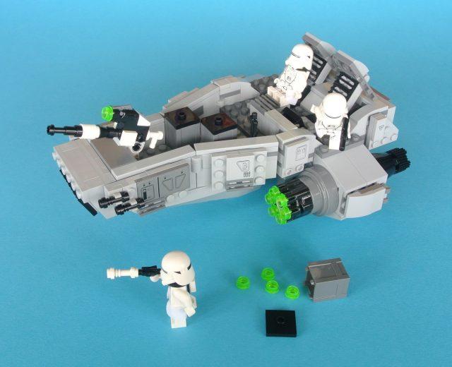 75110 First Order Snowspeeder