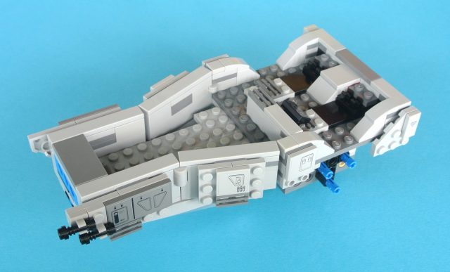 75110 First Order Snowspeeder base 2