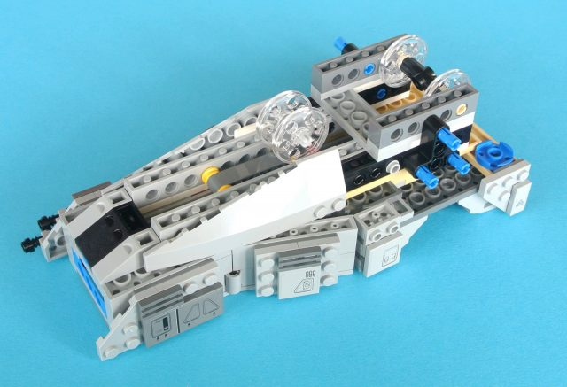 75110 First Order Snowspeeder base 3