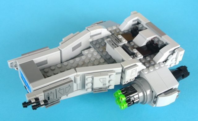 75110 First Order Snowspeeder base 4