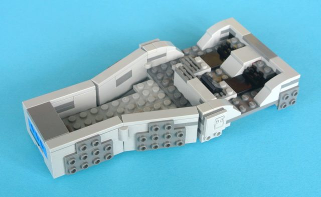 75110 First Order Snowspeeder base