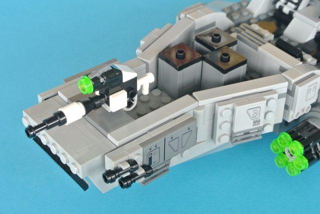 75110 First Order Snowspeeder fronte