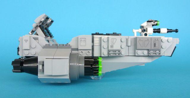 75110 First Order Snowspeeder lato