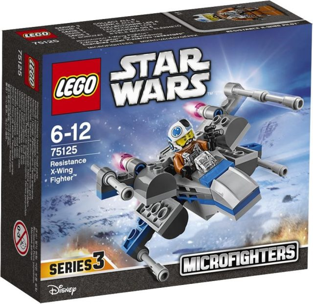 75125 resistance x wing fighter