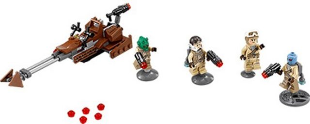 75133 Rebels Battle Pack