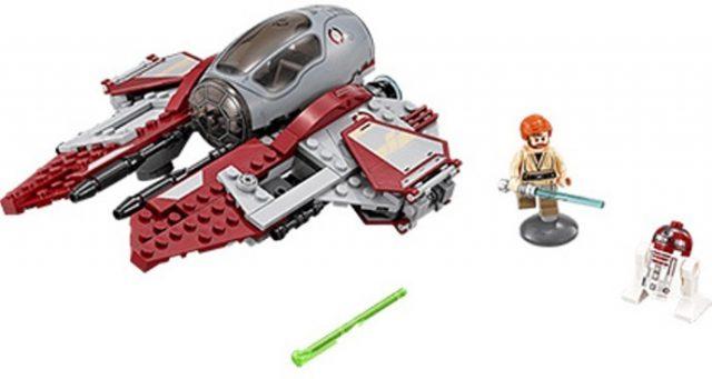 75135 Obi Wan s Jedi Interceptor
