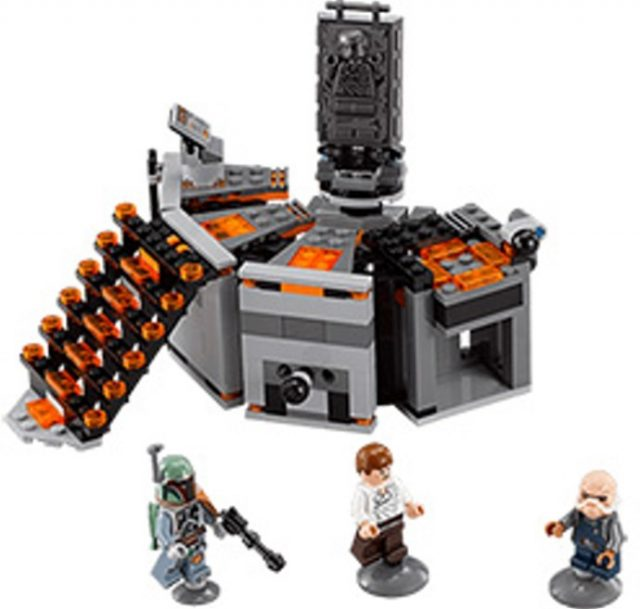 75137 Carbon Freezing Chamber