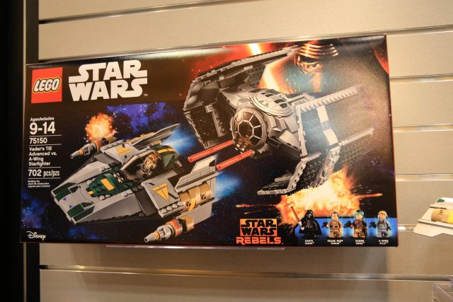 75150 darth vader s tie advanced and a wing fighter 1 882