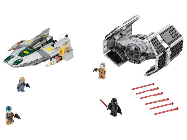 75150 darth vader s tie advanced vs a wing starfighter 00001 867