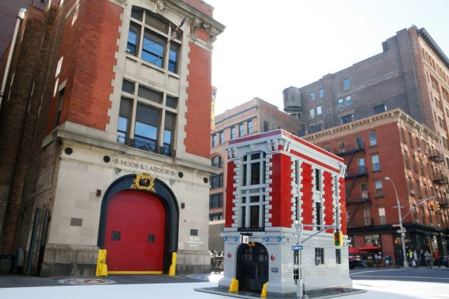 75827 Ghostbusters Firehouse Headquarters 3