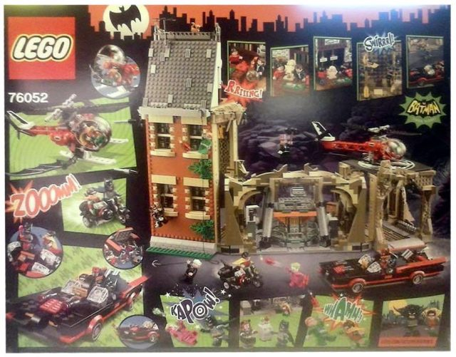 76052 classic tv series batcave 2