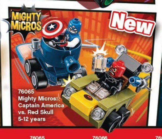 76065 mighty micros captain america vs red skull