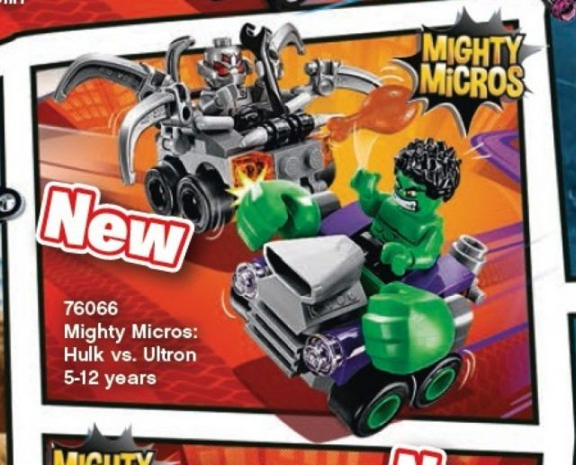 76066 mighty micros hulk vs ultron