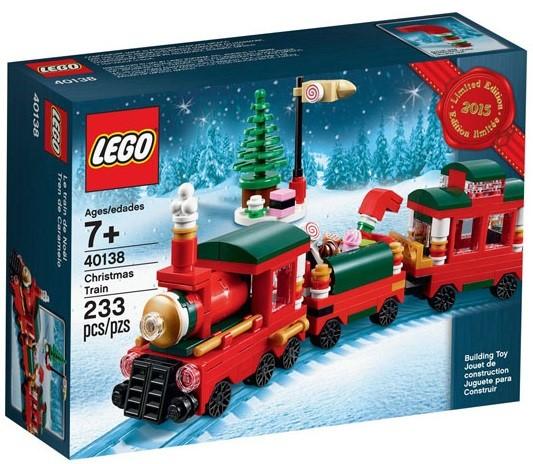 Christmas Train 40138