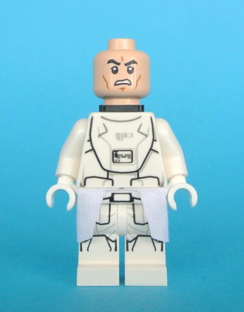 First Order Snowtrooper faccia