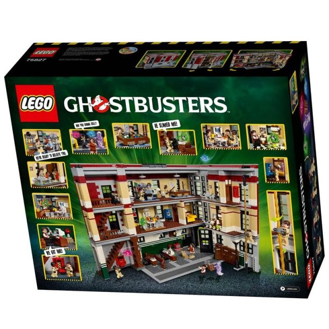 Ghostbusters hq 12