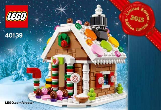 Gingerbread House 40139