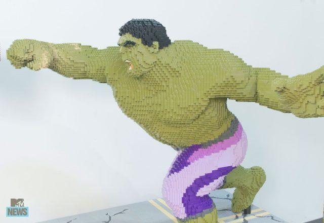 Hulk vs HulbBuster 2 sdcc 2015