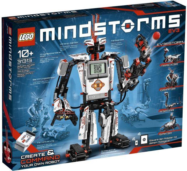 LEGO 31313 EV3