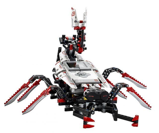 LEGO 31313 EV3 scorpione