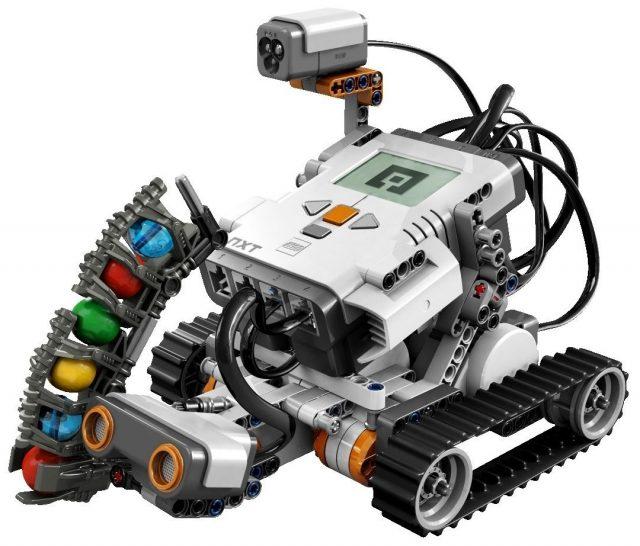LEGO 8547 NXT veicolo