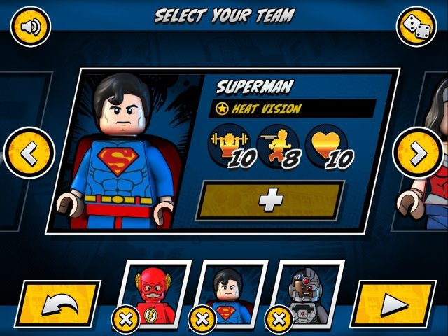 LEGO DC Comics Super Heroes Team Up 1