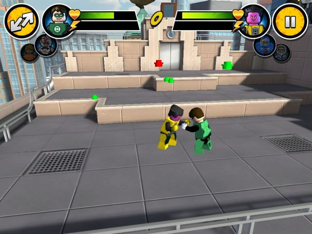 LEGO DC Comics Super Heroes Team Up 2
