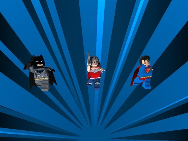 LEGO DC Comics Super Heroes Team Up 3
