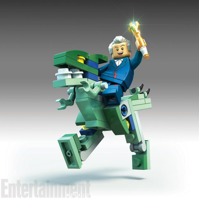 LEGO Dimensions Doctor Who dino