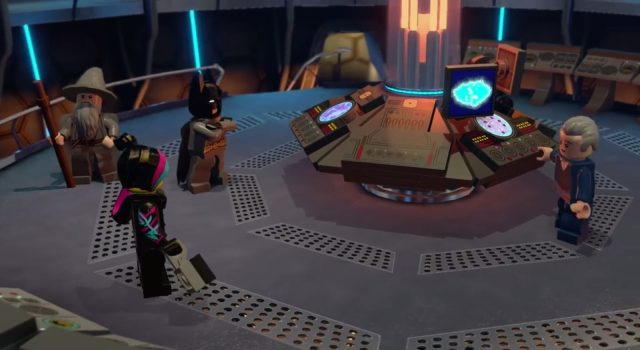 LEGO Dimensions Doctor Who gameplay 2