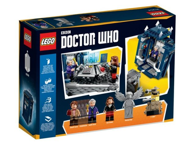 LEGO Ideas 21304 doctor who 2