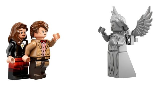LEGO Ideas 21304 doctor who 5