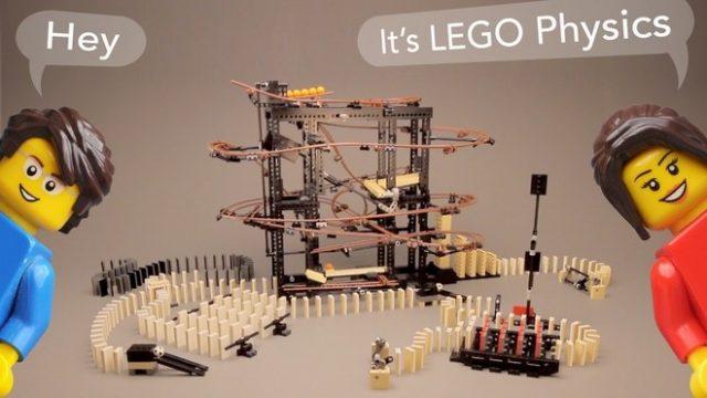 LEGO Ideas Physics