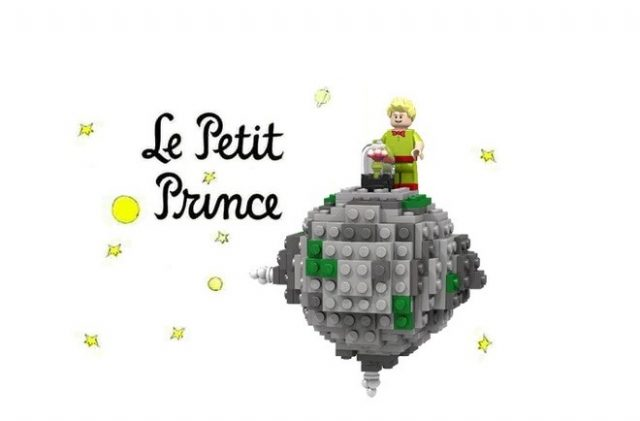 LEGO Ideas The Little Prince