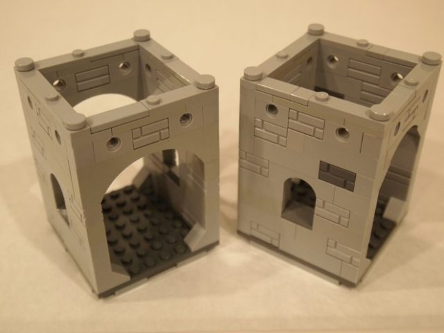 LEGO Kingdoms Modular Castle 2