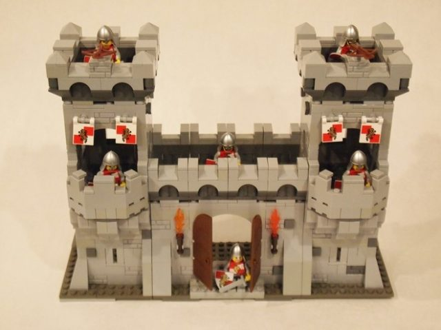 LEGO Kingdoms Modular Castle