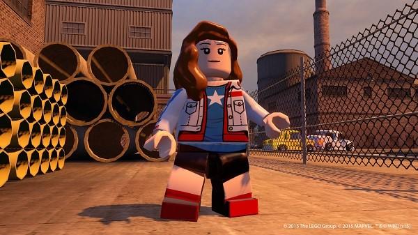 LEGO Marvel Avengers America Chavez miss america
