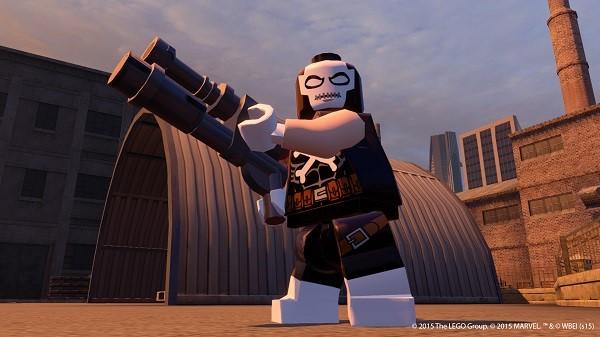 LEGO Marvel Avengers Crossbones