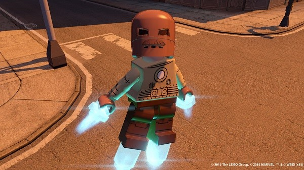 LEGO Marvel Avengers Iron Stan
