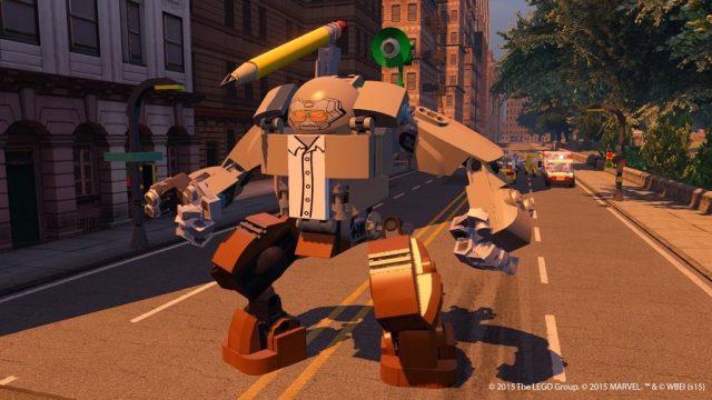 LEGO Marvel Avengers Stanbuster